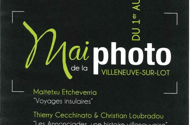 François Sternicha - Interprétations - Mai de la photographie 2 - Villeneuve-sur-Lot