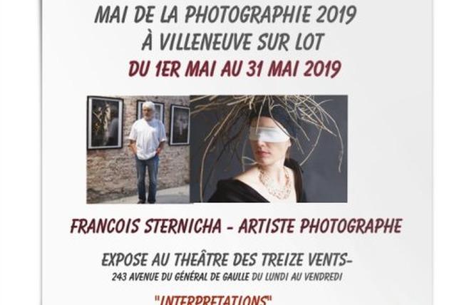 François Sternicha - Interprétations - Mai de la photographie 1 - Villeneuve-sur-Lot