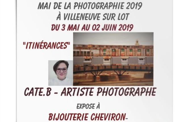 Cate B. - Itinérances - Mai de la photographie 2 - Villeneuve-sur-Lot