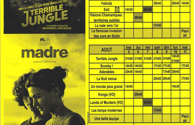 Cinéma Utopie 1 - Sainte-Livrade-sur-Lot
