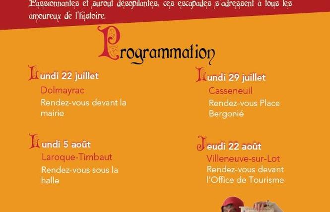 Janouille conte et raconte 1 - Villeneuve-sur-Lot