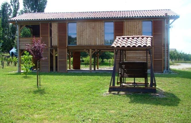 Le Séchoir Aquitain 1 - Sainte-Livrade-sur-Lot