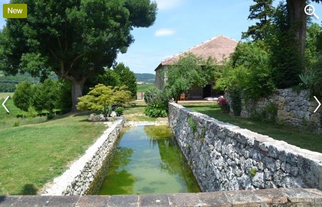 La Grange de Gazelle 1 - Saint-Antoine-de-Ficalba