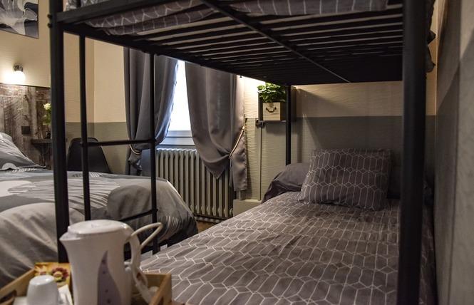 Hôtel des Remparts 25 - Villeneuve-sur-Lot
