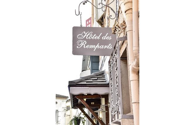 Hôtel des Remparts 4 - Villeneuve-sur-Lot