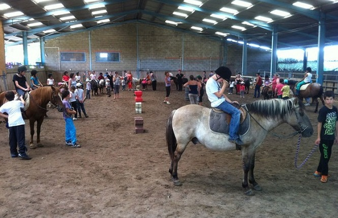 Poney Club de la Marsale 2 - Villeneuve-sur-Lot