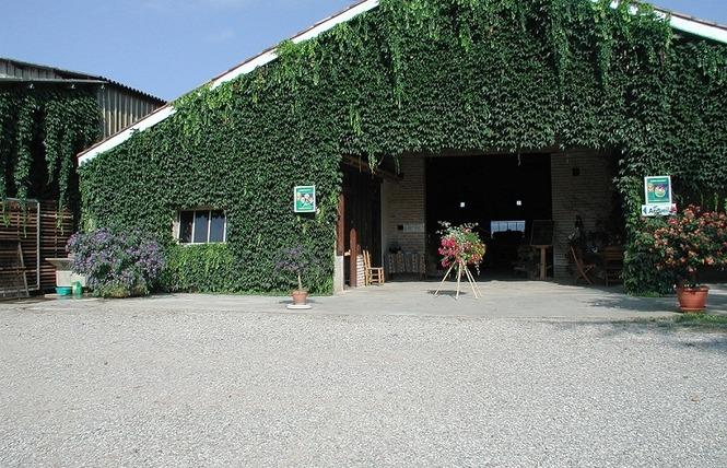 La ferme des tuileries office de tourisme de villeneuve - Office du tourisme villeneuve sur lot ...