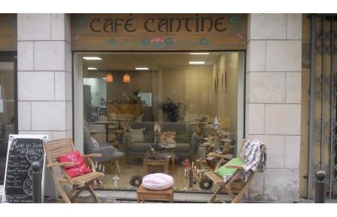 Le Café Cantine 2 - Villeneuve-sur-Lot