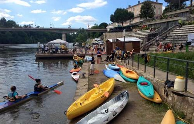 Canoë-kayak club de Villeneuve-sur-Lot 2 - Villeneuve-sur-Lot