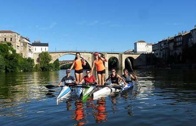 Canoë-kayak club de Villeneuve-sur-Lot 4 - Villeneuve-sur-Lot