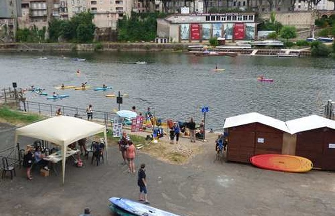 Canoë-kayak club de Villeneuve-sur-Lot 1 - Villeneuve-sur-Lot