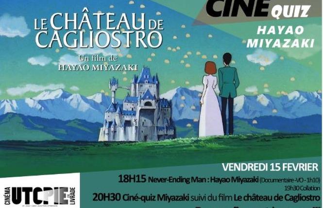 Ciné-Quiz 1 - Sainte-Livrade-sur-Lot