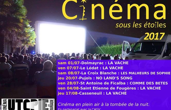 Cinéma sous les étoiles 2 - Casseneuil